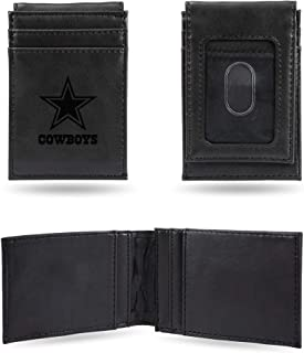 dallas cowboys money clip wallet