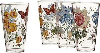 Lenox Butterfly Meadow Acrylic DOF Glass 1.4 LB 866239