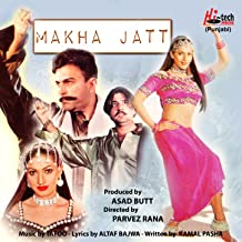 Makha Jatt (Pakistani Film Soundtrack)