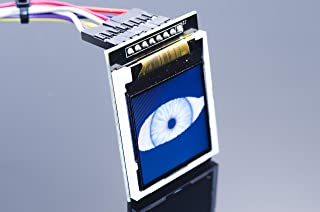 "ACROBOTIC 1.44"" Full Color SPI 128×128 TFT LCD Display Module for Arduino, ESP8266, MSP420, STM32, 8051, Raspberry Pi LED Screen"