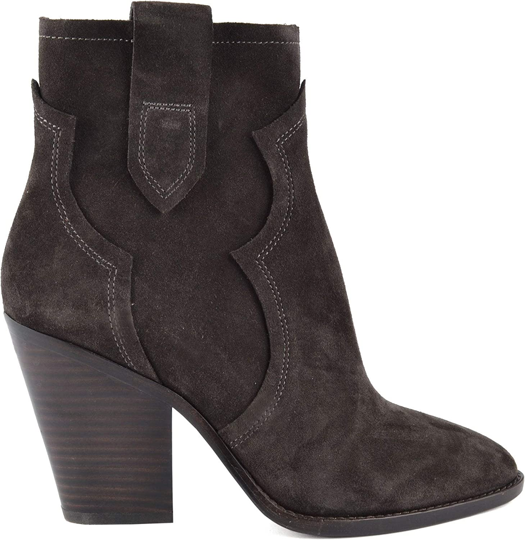 ASH ASH Footwear Esquire braun Suede Heeled Stiefel  Kreditgarantie