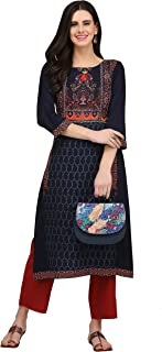 Indian Designer Kurta Kurti Ethnic Top Tunic Party Wear Women Dress Blouse