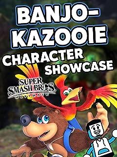 Clip: Banjo-Kazooie Character Showcase in Super Smash Bros. Ultimate!