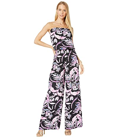 Lilly Pulitzer Pim Jumpsuit (Onyx Wild Within) Women