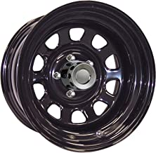 Pro Comp Steel Wheels Series 52 Wheel with Gloss Black Finish (16x15