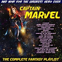 captain marvel playlist