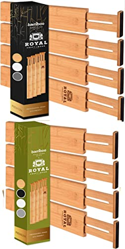 popular Drawer Dividers 2021 Natural color 17IN and wholesale 22IN outlet online sale