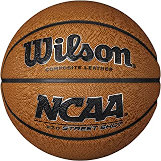 Wilson NCAA Street Shot Basketball, 27-1/2 Inches