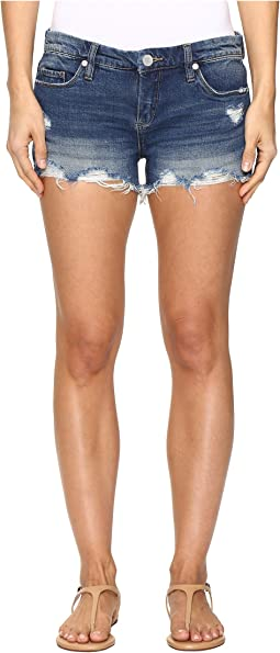Denim Cut Off Shorts in Shake It Out
