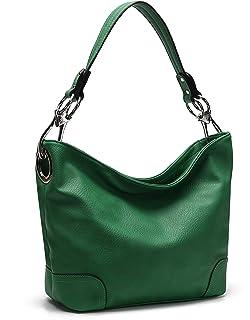MKF Hobo bag for Women - Satchel-Tote shoulder Bag - Vegan Leather Womens Purse Top Handle Pocketbook Handbag