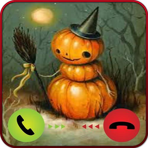 Halloween Calling You - Prank Caller Id