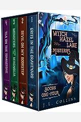Witch Hazel Lane Mysteries: Paranormal Cozy Boxset Books 1-4 Kindle Edition