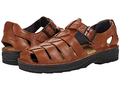 Naot Julius (Soft Maple Leather) Men