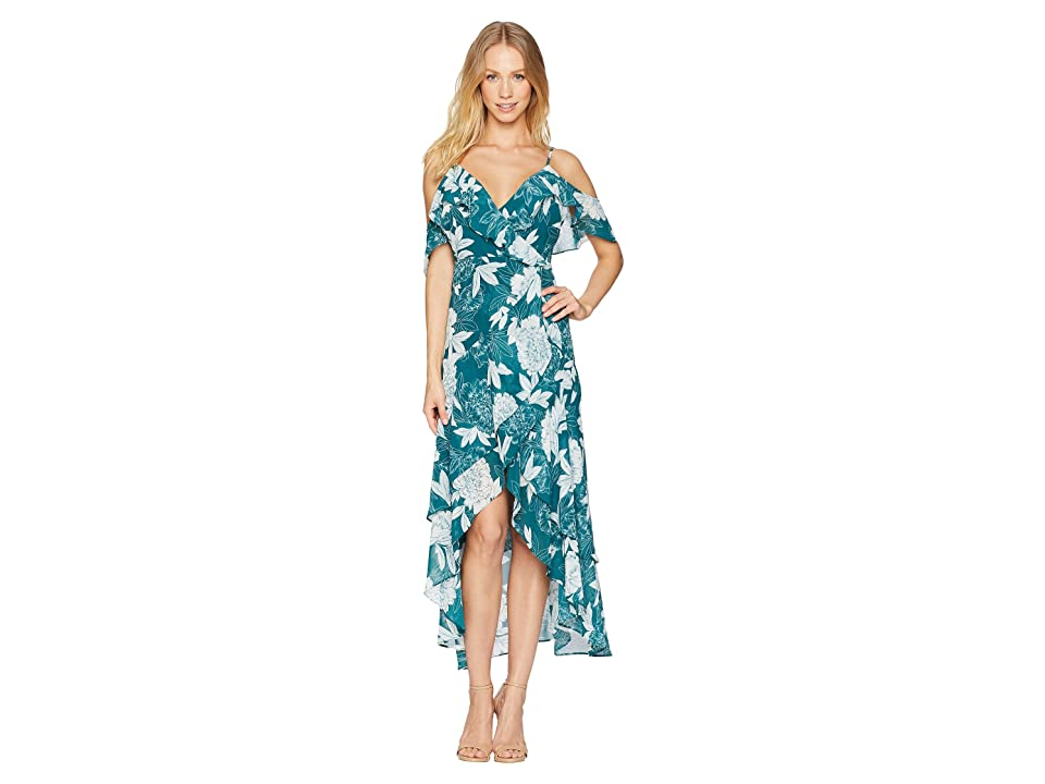 Bardot Garden Party Dress (Floral Print) Women