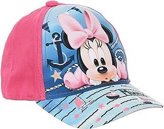 Cappello Minnie TOPOLINA Bambina Bambino Originale Disney Cappellino Berretto Fucsia CAPMINFUC