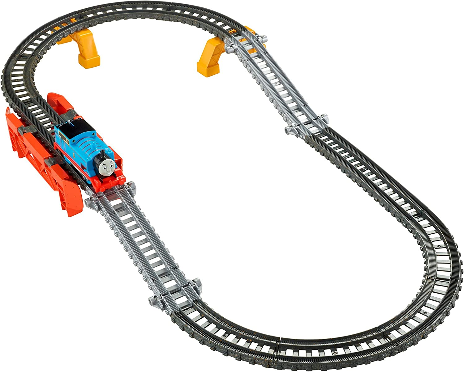 Mattel Thomas and Friends Trackmaster Two-in-One Builder Set