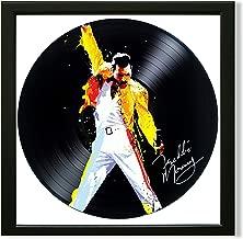 freddie mercury signed vinyl