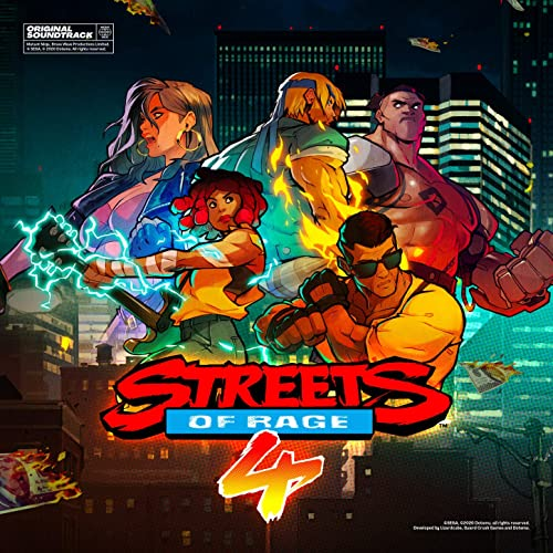 Streets of Rage 4 (Original Game Soundtrack)