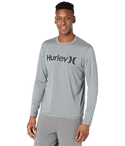 Hurley One Only Hybrid Long Sleeve Surf Tee