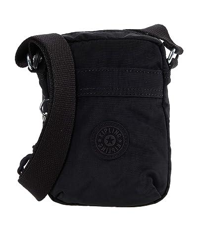 Kipling Hisa Mini (Black Noir) Handbags