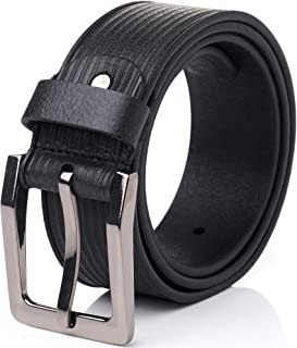 Hammer Anvil Mens Full Grain Leather 38 MM Casual Jean Belt