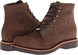 Chippewa American Handcrafted GQ Apache Lacer Boot
