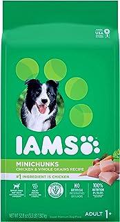 Iams Proactive Health Adult Minichunks Premium Dog Nutrition, 3.3 Pound