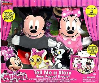 Tara Toys - Mickey & Minnie: Tell Me A Story Hand Puppet Theater(Disney)