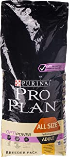 Proplan Performance Adult Dog Food-Chicken, Brown, 18 kg, 12366947