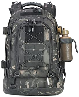 PANS Backpack for Men Large Military Backpack Tactical Travel Backpack for Work,School,Camping,Hunting,Hiking