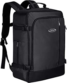 3-Way Carry on Backpack 40L Flight Approved Travel Business Daypack Fit 15.6 Laptop with USB Port