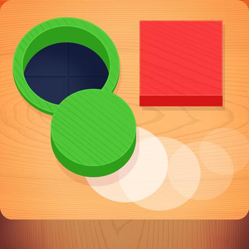 Busy Shapes & Colors - Apprendre formes & couleurs