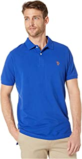 US Polo Assn. Polo da uomo Multi Logo Polo