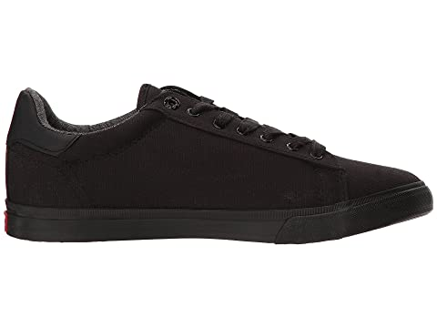 Canvas Lodi CT MonochromeGreyNavyRed Levi's BlackBlack Shoes WTqaSpwc8O