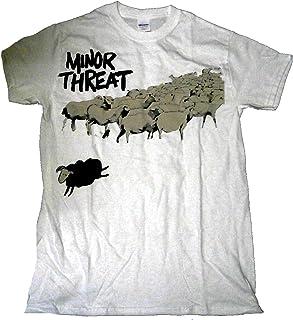 【MINOR THREAT】マイナースレット オフィシャルバンドTシャツ#4