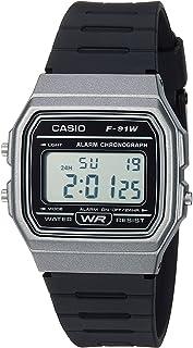 [カシオ]CASIO 腕時計 F91WM-1B チープカシオ ユニセックス (グレー) [並行輸入品]