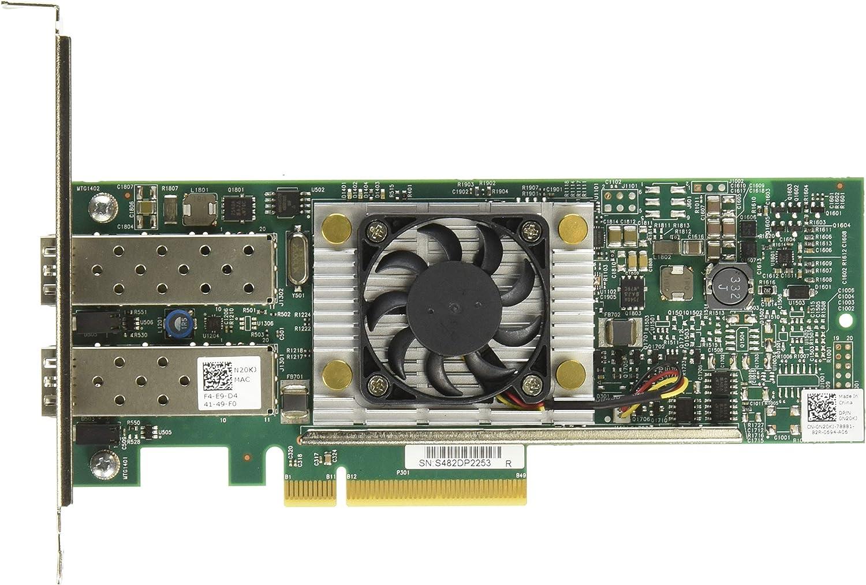 Dell 540-BBGS QLOGIC 57810S DP 10GB SFP CNA