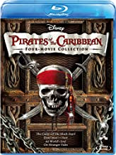 Best pirates of the caribbean dvd box set 1-5 Reviews