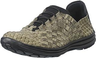 Bernie Mev Women's Victoria Walking Shoe, Bronze, 39 EU/8.5-9 M US