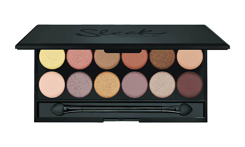 Sleek MakeUP i-Divine half Eyeshadow Palette New A Day Ranking TOP8
