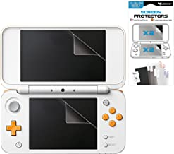 Subsonic Screen Protectors/Compatible with The Touch Function - Screen Protector for Nintendo New 2DS XL and 3DS XL