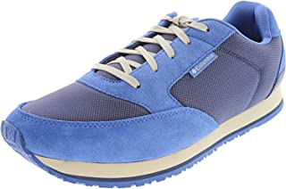 Columbia Men's Rush Valley Suede Walking Shoes Sneakers