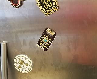 Zelda Breath of the Wild Inspired Magnet Prop Replica - Sheikah Slate Magnet