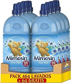 comprar comparacion Mimosin Azul Vital - Concentrado Suavizante, 66lav x 8botellas