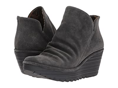 FLY LONDON Yip (Diesel Oil Suede) Women