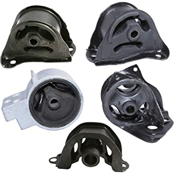 Amazon.com: 5pc Motor Mounts Set Kit Compatible with 94-01 Acura Integra GSR  and Type-R ITR DC2 DB8 Manual 5-Speed Transmission - Engine Mounts:  AutomotiveAmazon.com