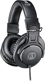 audio-technica プロフェッショナルモニターヘッドホン ATH-M30x ブラック