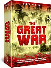 The Great War - 1914 - 18 anglais