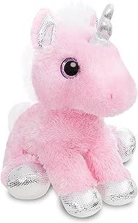 Aurora- Peluches y muñecas, Color Rosa, 31cm (60853)
