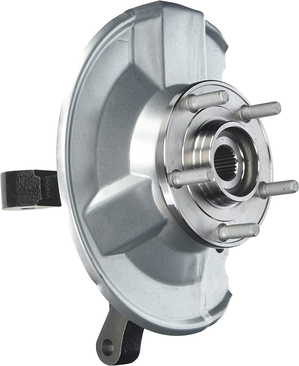 Crown Automotive Time sale Hub 2021 model Knuckle Silver Black Steering Assembly